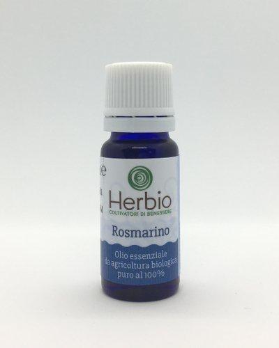 Olio essenziale di rosmarino bio